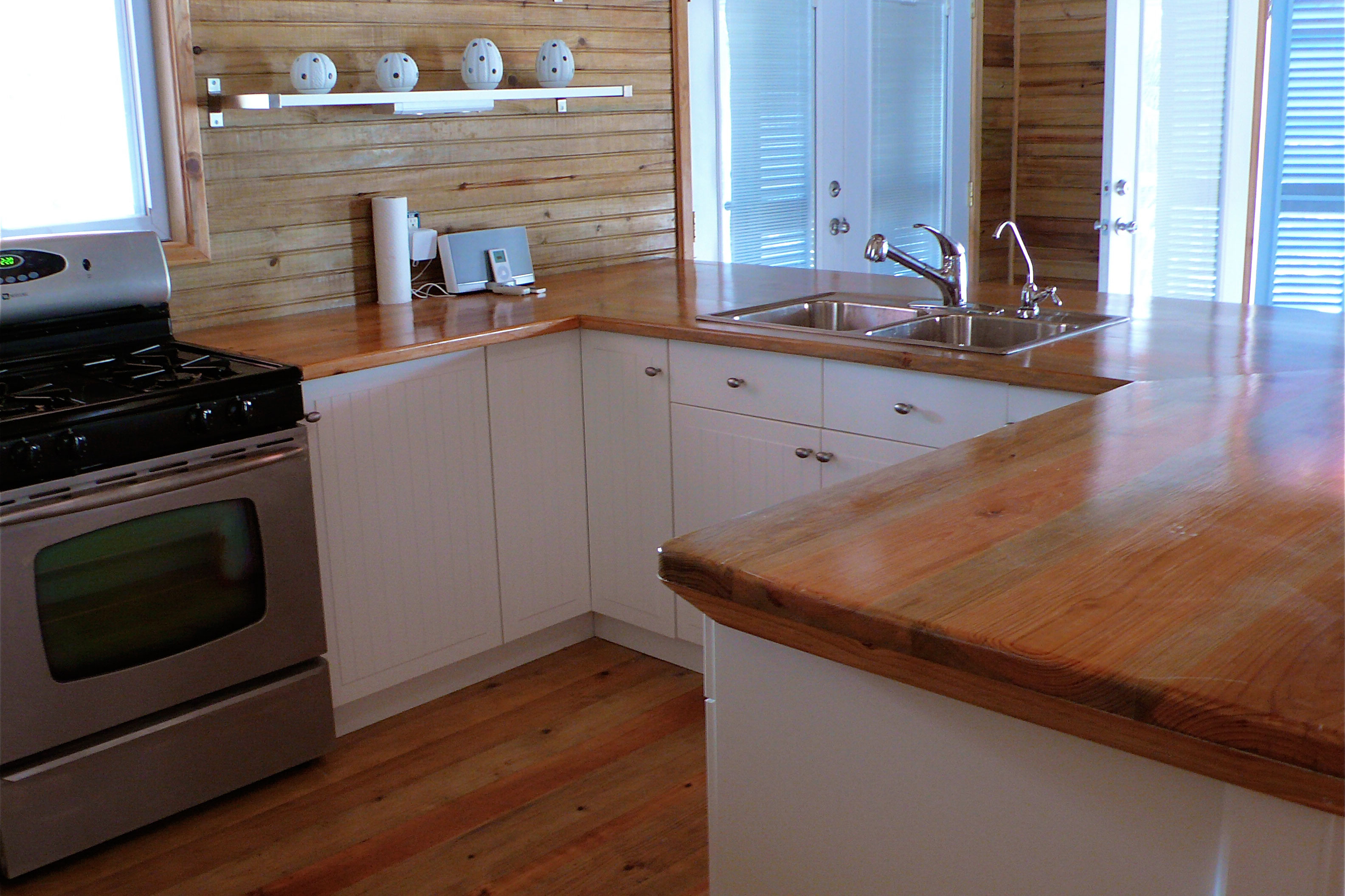 Coral House Kitchen