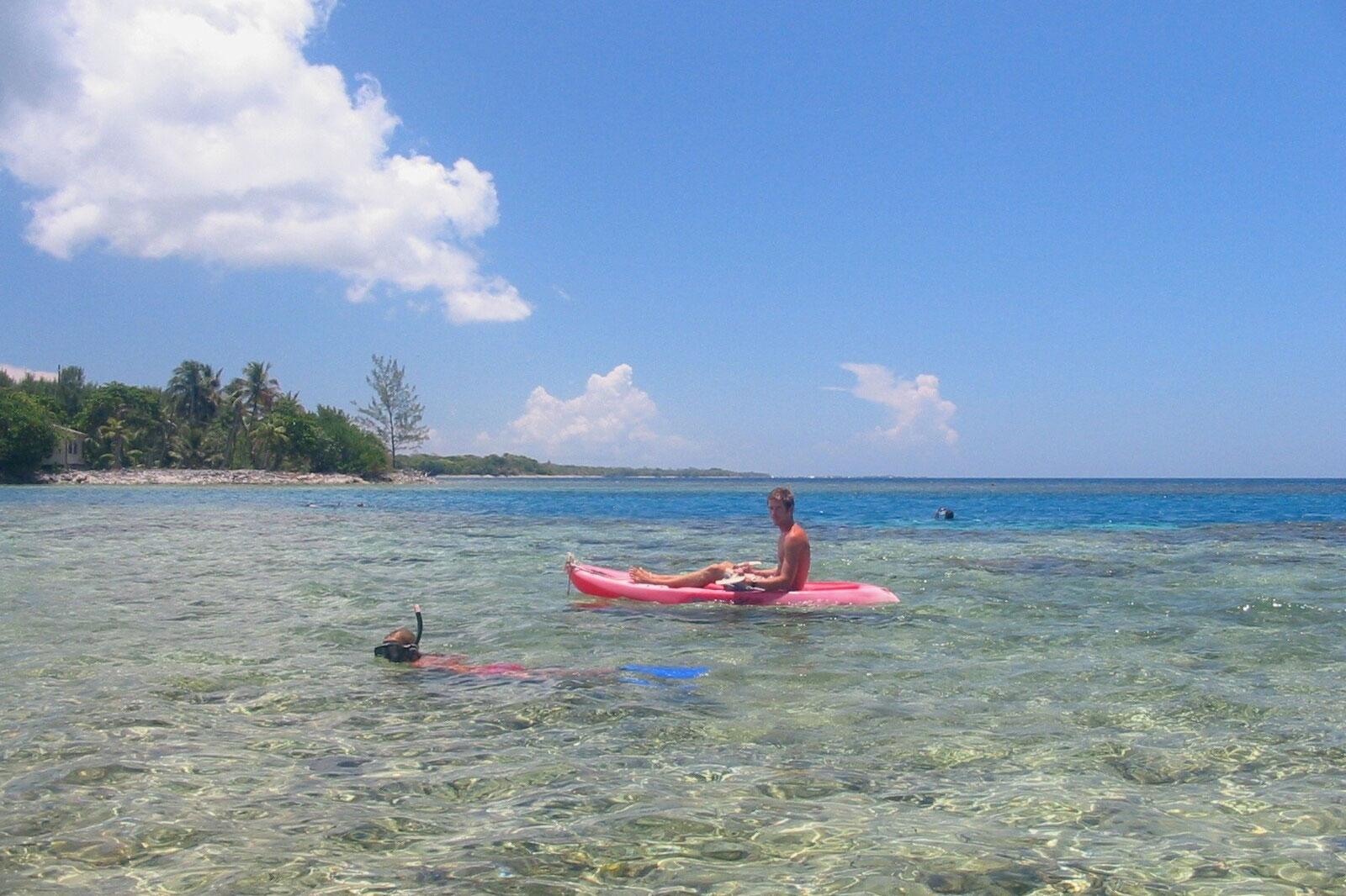 Kayak Rental with Snorkeling