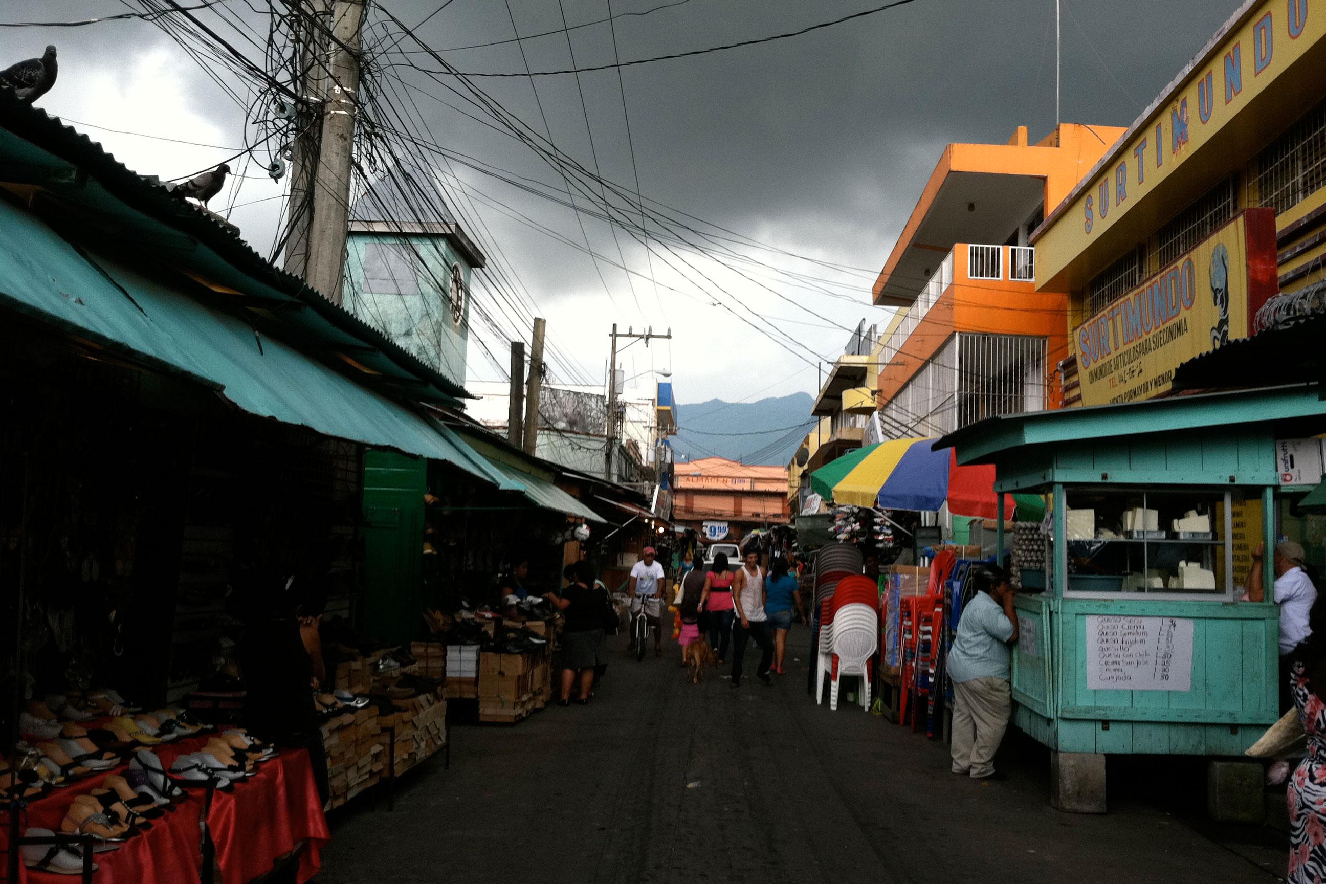 La Ceiba Market