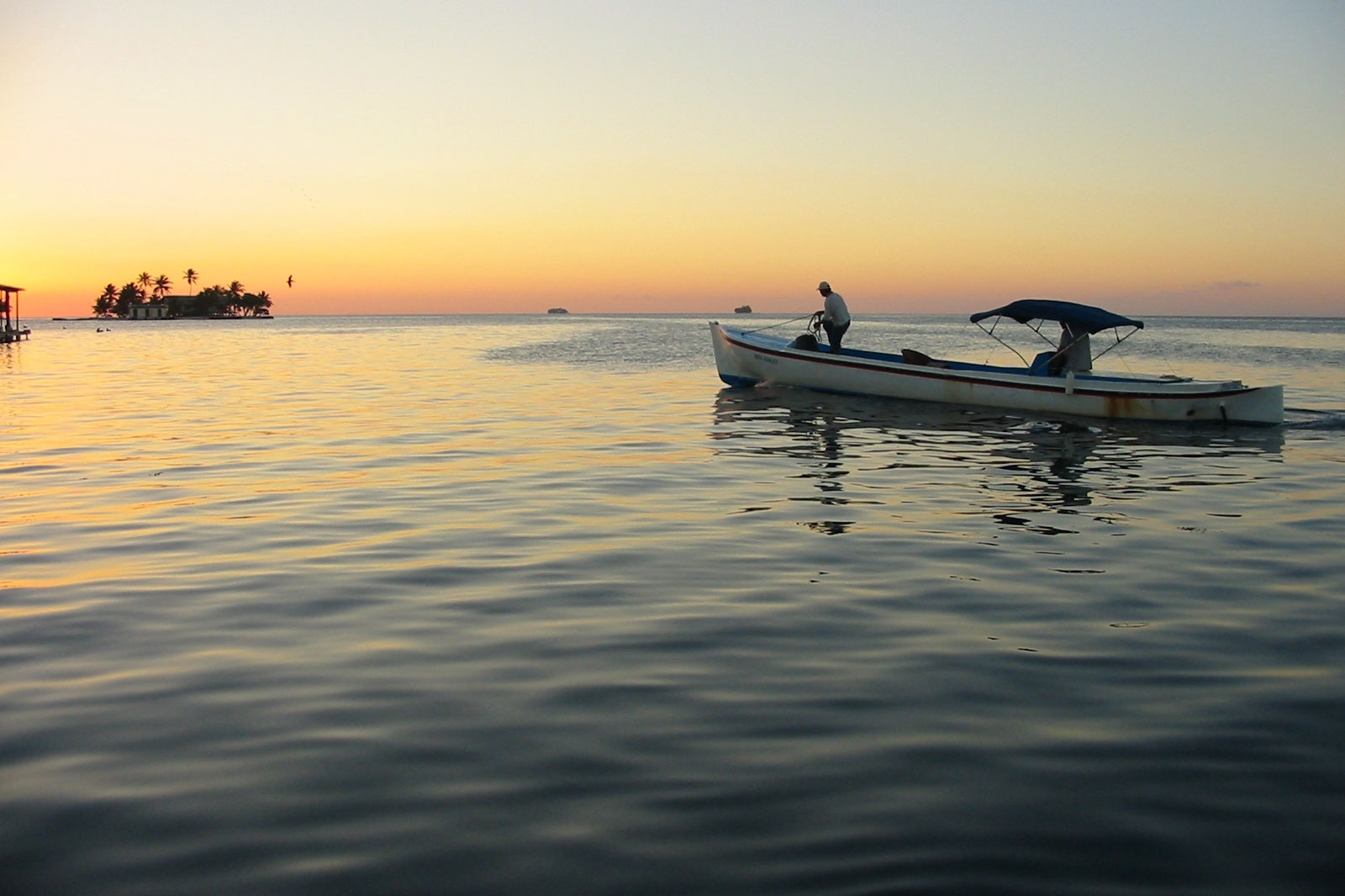 Sunset Bells Fishing Charter